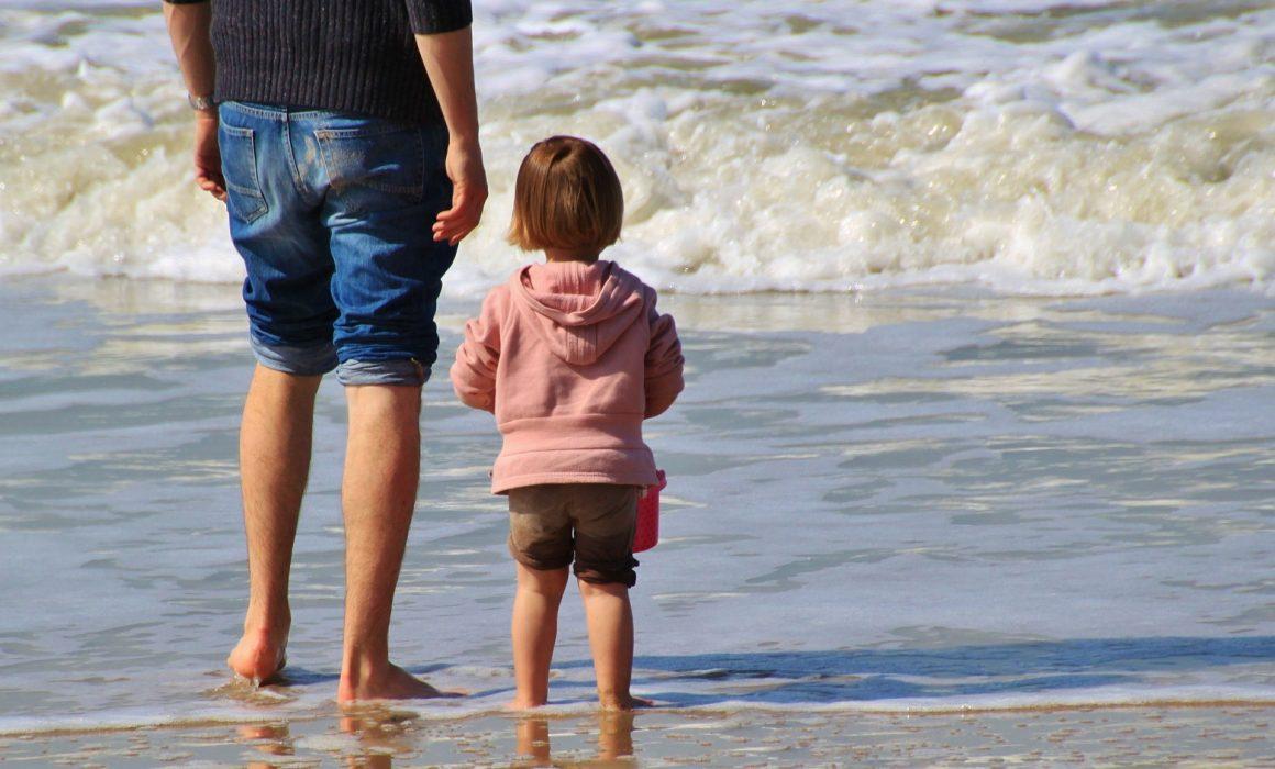 Jak rodzic z dzieckiem na urlopie